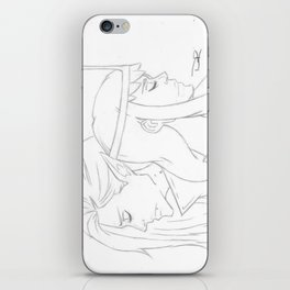 Bubbline iPhone Skin