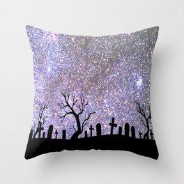 Stary Night Throw Pillow