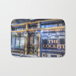 The Cockpit Pub London Bath Mat