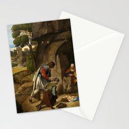 "Giorgione ""The Adoration of the Shepherds"" Stationery Cards"