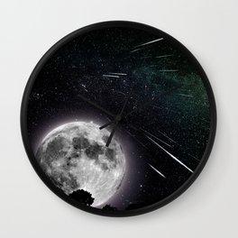 Wisdom and Wonder Wall Clock