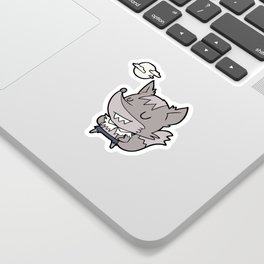 Little WereWolf Sticker