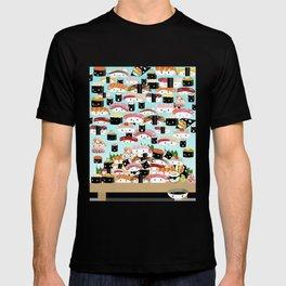 I REALLY LOVE SUSHI T-shirt