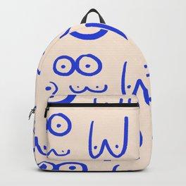 Boobies Backpack
