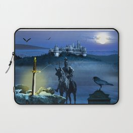 Camelot And The Sword Excalibur Laptop Sleeve