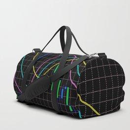 Indicator Alligator Duffle Bag