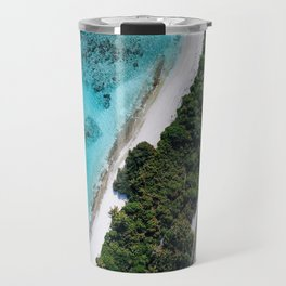Maldivian long island Travel Mug