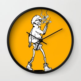 Dead, before it was cool Wall Clock