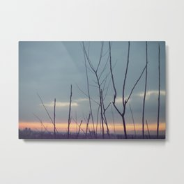 Dreamy Sunrise Metal Print
