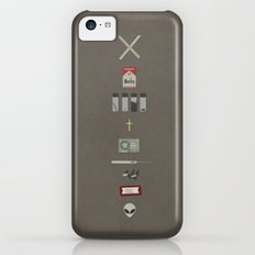 X-Files iPhone 5c Slim Case