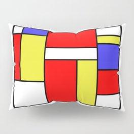 Mondrian #57 Pillow Sham