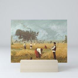 1920 - advanced harvest Mini Art Print
