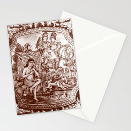 Persian Love Story Stationery Cards