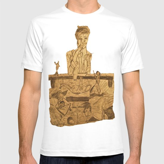 mind at work  T-shirt