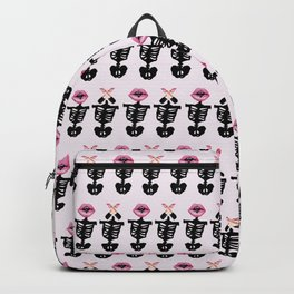 pretty skull Backpack