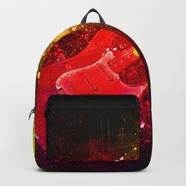 Guitar Explosion Backpack
