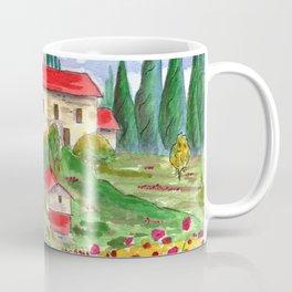 Tuscan Coffee Mug