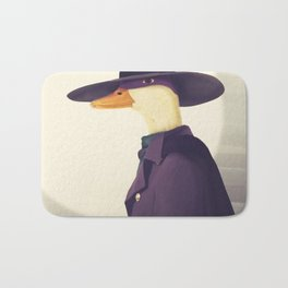 Justice Ducks - The Terror Bath Mat