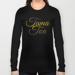 Tama Toa Long Sleeve T-shirt