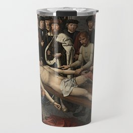 The Judgment of Cambyses Travel Mug
