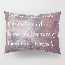 I AM THANKFUL (quote) Pillow Sham