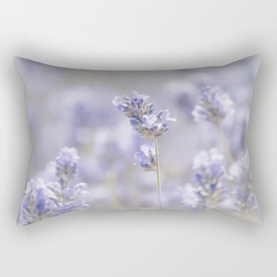 Sweet Lavender Rectangular Pillow