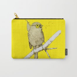 bindlebird is the word Carry-All Pouch