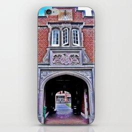 Reed College II iPhone Skin