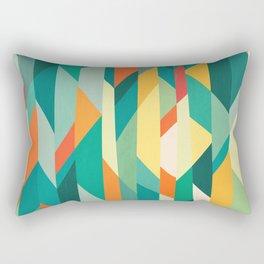 Broken Ocean Rectangular Pillow