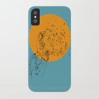 third eye iPhone & iPod Cases featuring Third Eye by Matt Smith