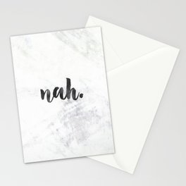 NAH Marble Quote Stationery Cards