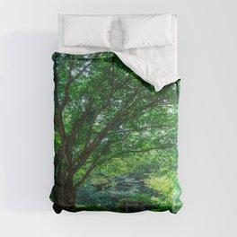 The Greenest Tree Comforters