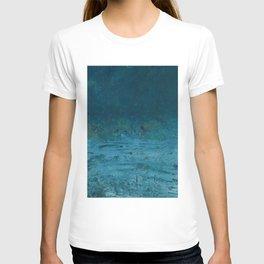 Wind Blowing Sea T-shirt
