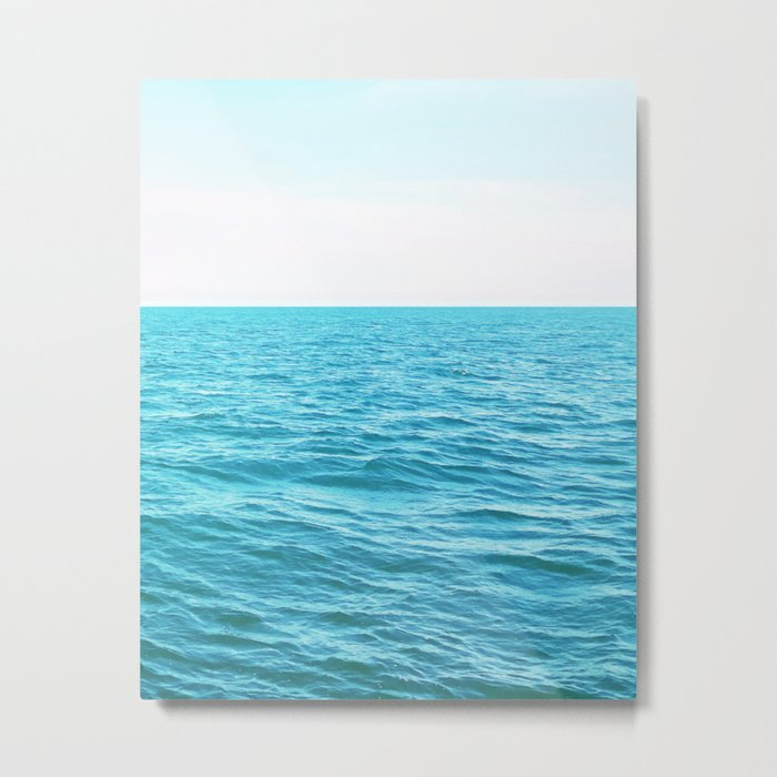 Oceana #society6 #decor #buyart Metal Print