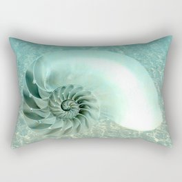 From the Bottom of the Sea Rectangular Pillow