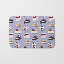 Cake Collage Bath Mat