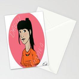 Drew Tanaka Stationery Cards