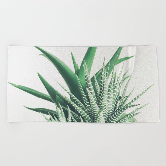 Overlap Beach Towel