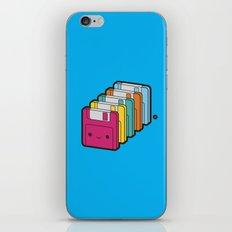 1.44MB Rainbow iPhone & iPod Skin