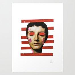 Silence #5 2014 Art Print