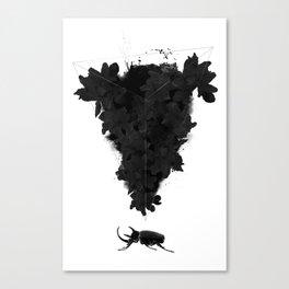N°2 Canvas Print