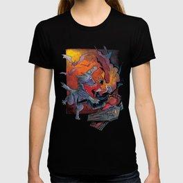 Werewolf vs Vampire T-shirt