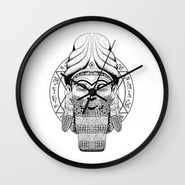 Anunnaki Wall Clock