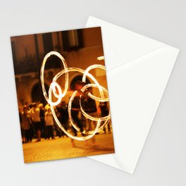 Pyric Brilliance Stationery Cards