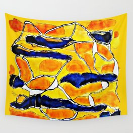 The Sun Also Rises Wall Tapestry