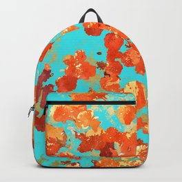Teal Decor #society6 Backpack
