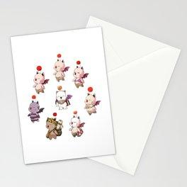 MOOGLES!!! Stationery Cards
