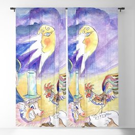 RB Hello Moonlight Blackout Curtain