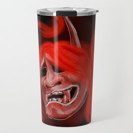 Hannya 2 Travel Mug