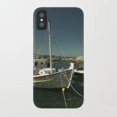 Hersonissos Harbour Slim Case iPhone X